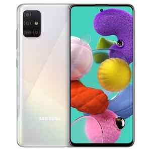 Smartphone Samsung Galaxy A51 (128gb) Prism Crush White